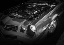 Κλασικό αμερικανικό όχημα αθλητικών μυών στοκ φωτογραφίες