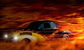 Κλασικό αυτοκίνητο Στοκ φωτογραφίες με δικαίωμα ελεύθερης χρήσης
