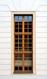 κλασικό παράθυρο Στοκ Φωτογραφίες