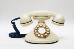 κλασικό τηλέφωνο Στοκ Εικόνες