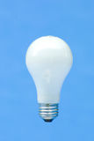 κλασικό φως βολβών Στοκ εικόνα με δικαίωμα ελεύθερης χρήσης