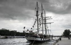 Κλασικό Fragata Στοκ φωτογραφία με δικαίωμα ελεύθερης χρήσης