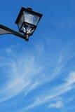 Κλασικό lamppost στοκ φωτογραφίες