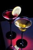 κλασικό martini Στοκ εικόνα με δικαίωμα ελεύθερης χρήσης