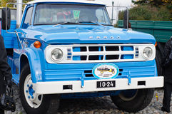 Κλασικό truck Fargo Στοκ εικόνα με δικαίωμα ελεύθερης χρήσης