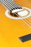 κλασσική κιθάρα στοκ φωτογραφίες με δικαίωμα ελεύθερης χρήσης
