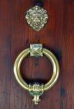 Κλασσικό doorknob Στοκ Φωτογραφία
