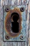 κλείδωμα παλαιό Στοκ Εικόνες