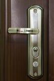 κλείδωμα πορτών Στοκ Φωτογραφία