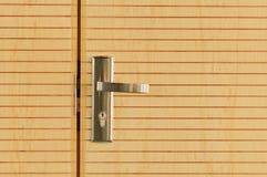 κλείδωμα πορτών Στοκ εικόνα με δικαίωμα ελεύθερης χρήσης