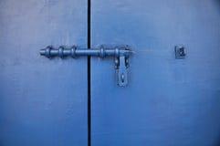 κλείδωμα πορτών Στοκ φωτογραφίες με δικαίωμα ελεύθερης χρήσης