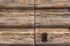 κλείδωμα σιδήρου παλαιό Στοκ φωτογραφία με δικαίωμα ελεύθερης χρήσης
