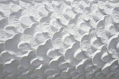 Κλείνω-επάνω στο άσπρο εκλεκτής ποιότητας συγκεκριμένο σχέδιο στόκων της ταϊλανδικής τέχνης Στοκ εικόνες με δικαίωμα ελεύθερης χρήσης
