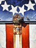 Κλείσιμο του αμερικανικού ονείρου στοκ φωτογραφία με δικαίωμα ελεύθερης χρήσης