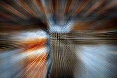 Κλείστε επάνω κυκλικός ή οριζόντιος μπορεί να είναι κάθετη σύσταση υφάσματος Πυροβολισμός με την ακτινωτή θαμπάδα ή τη θαμπάδα κι στοκ φωτογραφίες