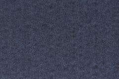 Κλείστε επάνω του σκούρο μπλε κατασκευασμένου υποβάθρου Σύσταση του μπλε backg Στοκ φωτογραφίες με δικαίωμα ελεύθερης χρήσης