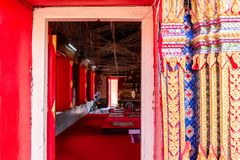 Κλείστε επάνω το ναό πορτών στοκ φωτογραφία με δικαίωμα ελεύθερης χρήσης