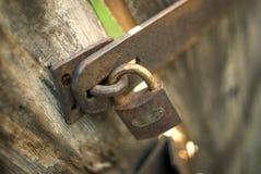 κλείδωμα Στοκ φωτογραφίες με δικαίωμα ελεύθερης χρήσης
