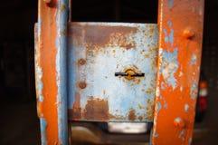 Κλειδί τρυπών στοκ φωτογραφίες με δικαίωμα ελεύθερης χρήσης