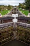 Κλειδαριές Hill του Καέν στοκ φωτογραφίες με δικαίωμα ελεύθερης χρήσης