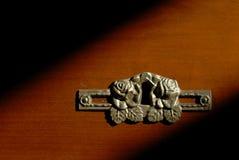 κλειδαρότρυπα παλαιά στοκ εικόνα με δικαίωμα ελεύθερης χρήσης