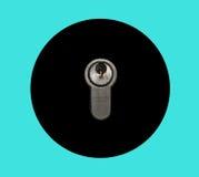 κλειδαρότρυπα Στοκ φωτογραφία με δικαίωμα ελεύθερης χρήσης