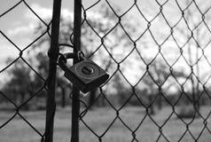 κλειδωμένος Στοκ Φωτογραφίες
