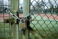 κλειδωμένος Στοκ Εικόνα