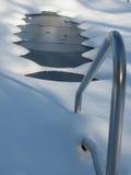κλειστή λίμνη Στοκ φωτογραφία με δικαίωμα ελεύθερης χρήσης