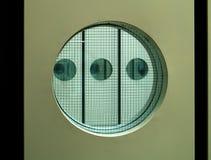 κλειστή πόρτα Στοκ Εικόνα