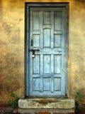 κλειστή πόρτα Στοκ Φωτογραφία