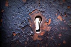κλειδαρότρυπα Στοκ φωτογραφίες με δικαίωμα ελεύθερης χρήσης