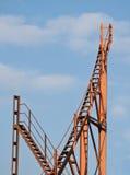 κλιμακοστάσια ουρανού Στοκ φωτογραφία με δικαίωμα ελεύθερης χρήσης