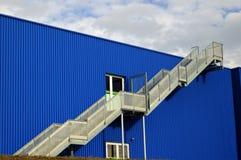 κλιμακοστάσιο ουρανού Στοκ Φωτογραφία