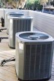 κλιματιστικά μηχανήματα Στοκ Φωτογραφία