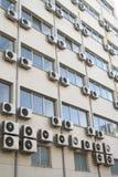 κλιματιστικά μηχανήματα Στοκ Φωτογραφίες