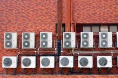 Κλιματιστικό μηχάνημα Στοκ Εικόνες