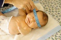 κλινική παιδιατρική Στοκ φωτογραφία με δικαίωμα ελεύθερης χρήσης