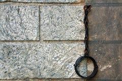 κλοιός σιδήρου Στοκ φωτογραφίες με δικαίωμα ελεύθερης χρήσης