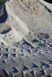 κοίλωμα αμμοχάλικου Στοκ Φωτογραφία