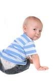 κοίταγμα αγοριών μωρών προ&s στοκ φωτογραφία με δικαίωμα ελεύθερης χρήσης