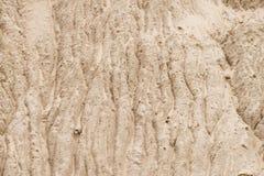 Κοίτη στην άμμο στοκ φωτογραφία με δικαίωμα ελεύθερης χρήσης