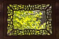 Κοίλο έξω παράθυρο Στοκ εικόνα με δικαίωμα ελεύθερης χρήσης