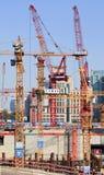 Κοίλωμα κατασκευής της Κίνας Zun, Πεκίνο, Κίνα Στοκ Εικόνες