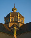 Κοβάλτιο -κοβάλτιο-cathédrale Άγιος-Antoine-de-Padoue Στοκ φωτογραφία με δικαίωμα ελεύθερης χρήσης