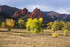Κοβάλτιο του Colorado Springs Στοκ εικόνα με δικαίωμα ελεύθερης χρήσης