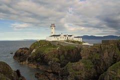 Κοβάλτιο φάρων Fanad Donegal Ιρλανδία Στοκ Εικόνες