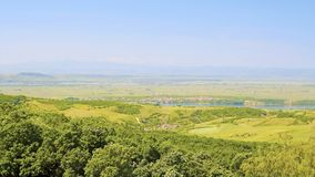 κοιλάδα Δούναβη Στοκ φωτογραφία με δικαίωμα ελεύθερης χρήσης