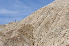 κοιλάδα τοπίων θανάτου Στοκ Φωτογραφίες