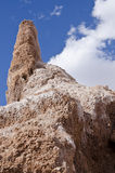κοιλάδα φεγγαριών ερήμων της Χιλής atacama 9 Στοκ εικόνες με δικαίωμα ελεύθερης χρήσης